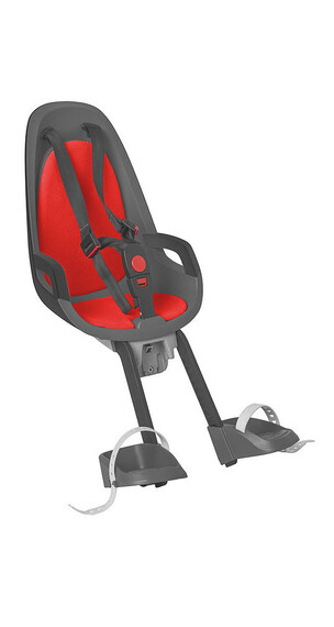 Hamax Caress Observer Barnstol grå/röd